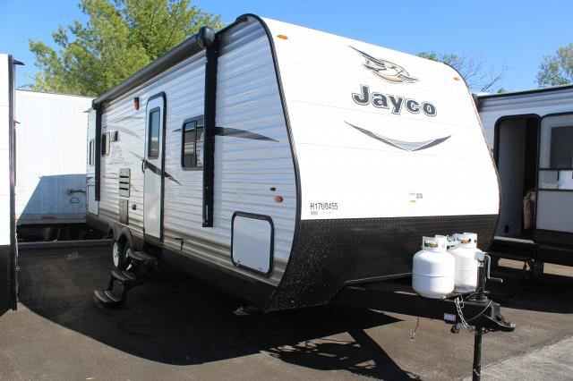 Lastest 2017 Jayco Jay Flight SLX 245RLSW