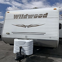 2011 Forest River Wildwood 296BHBS