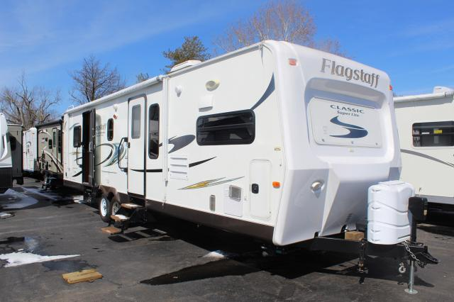 2014 Forest River Flagstaff 831FKBSS