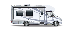 Apache Village RV Center Class C Motorhomes