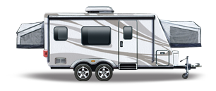 Apache Village RV Center Expandable Hybrids