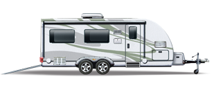 Apache Village RV Center Toy Haulers